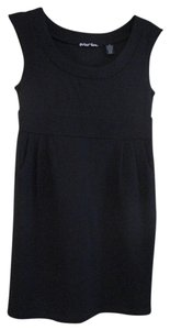 Planet Gold short dress Black on Tradesy