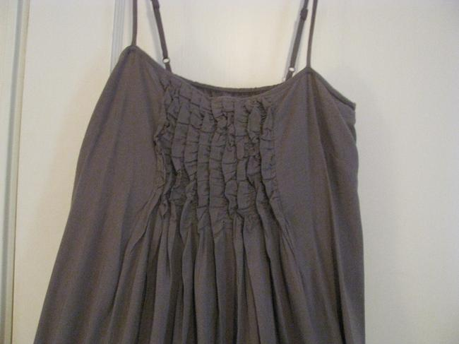 Gap short dress Taupe on Tradesy
