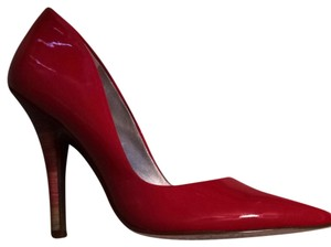 Jessica Simpson Majestic Red Pumps