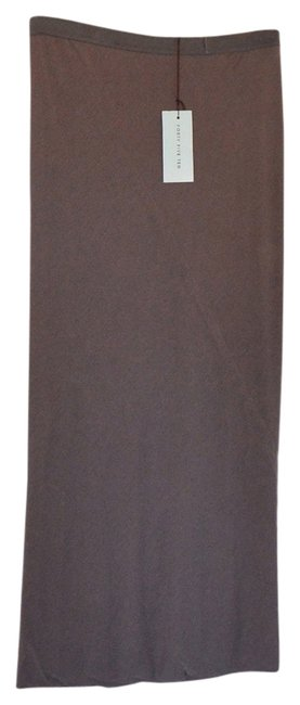 Forty Five Ten Skirt Charcoal