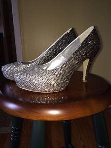 Bling Swarovski Elements Wedding Shoes