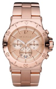 Michael Kors Rose Gold Chronograph