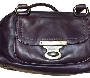 Marc Jscobs Satchel in Eggplant