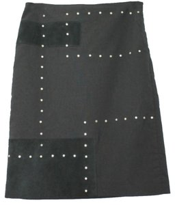 CYNTHIA STEEFE Pencil Skirt BLACK
