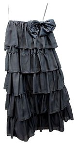 FETHERSTON Tiered Ruffled Dress