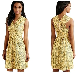Anthropologie Latticelace From Dress