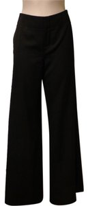 Juicy Couture Wool New Trouser Pants Black