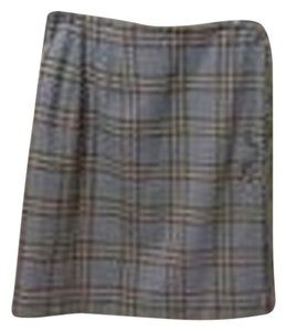 Burberry Skirt Blue/Grey