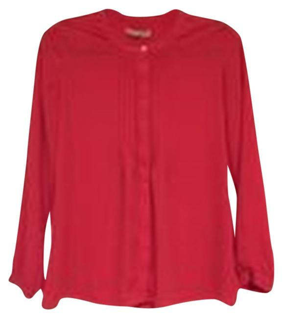 Preload https://img-static.tradesy.com/item/8348914/banana-republic-hot-pink-tunic-size-0-xs-0-2-650-650.jpg