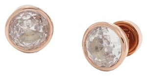 Michael Kors NWT MICHAEL KORS ROSE GOLD TONE STUD EARRINGS MKJ2821791