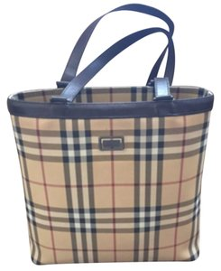 Burberry London Tote in Check