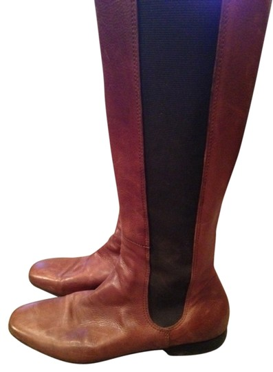 Faonnable Brown Boots