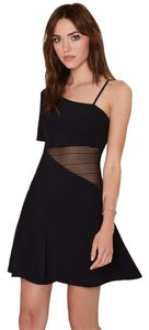 Nasty Gal Asymmetric Dress