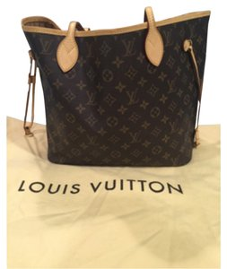 Louis Vuitton Mm Neverfull Mm Shoulder Bag