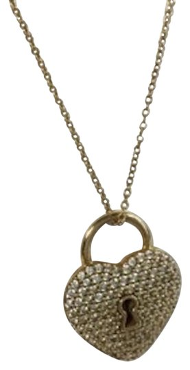 Tiffany & Co. Tiffany Locks Heart Lock Pendant
