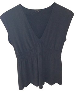 Theory Top Black