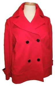 Diane von Furstenberg Red Jacket