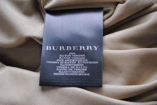 Burberry Prorsum Pleated Date Night Night Out Dress