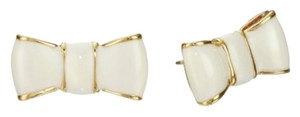 Kate Spade Kate Spade New York Take a Bow Stud Earrings Gold