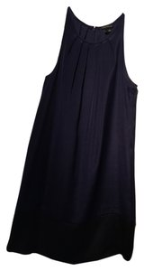Theory short dress Blue/black Above The Knee on Tradesy