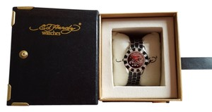 Ed Hardy Ed Hardy 'Love Kills Slowly' watch