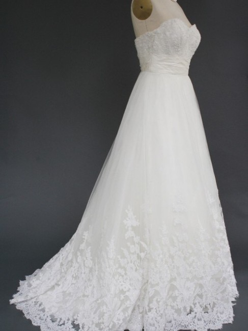 Priscilla of Boston Wedding Lace Dress
