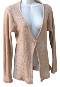 Carol Rose Cardigan Medium 8 Sweater