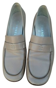 Chanel begie Mules