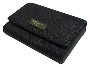 Kate Spade Holly Card Case Accessorie Black Clutch