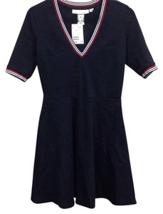 H&M short dress Navy on Tradesy