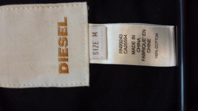 Diesel Moto Motorcycle Jacket
