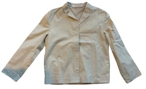 Miu Miu Shirt Prada Button Down Shirt Khaki
