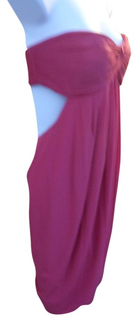Preload https://item1.tradesy.com/images/bcbgmaxazria-pink-halter-cut-above-knee-night-out-dress-size-6-s-836155-0-0.jpg?width=400&height=650