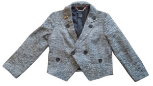Marc by Marc Jacobs Grey Blazer