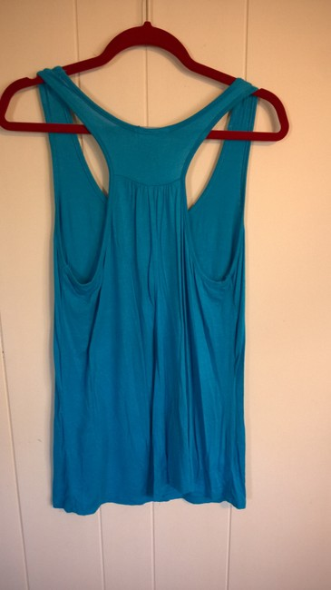 Carole Little Top Turquoise