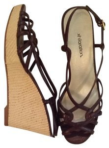 Xhilaration Brown Platforms