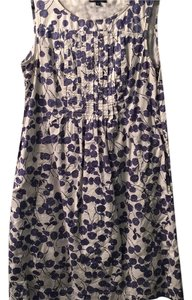 Gap short dress Blue Cherry Print on Tradesy