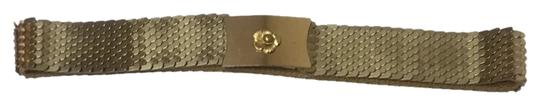Other Gold Metal Elastic Belt