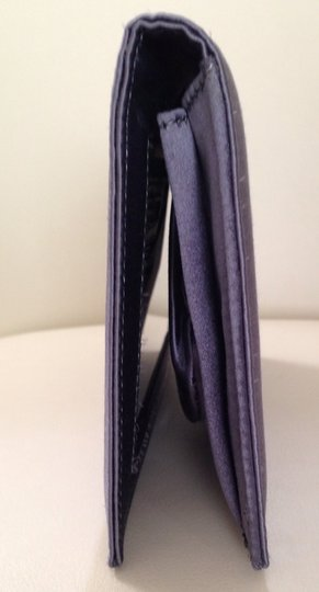 Marni Wallet Baguette Satin Leather Formal Shadow Clutch