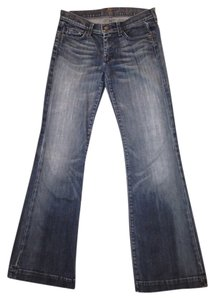 7 For All Mankind Trouser Classic Trouser/Wide Leg Jeans
