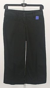 Halogen X 23 Black Capri B294 Capri/Cropped Pants