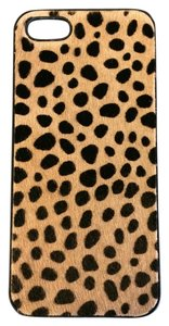 J.Crew CALF HAIR CASE FOR IPHONE 5/5S