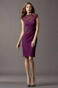 Watters Wine, Bougainvillea, Dark Plum Hawthorne Dress