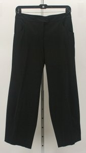Eileen Fisher X Satin Wide Leg Stretch Dress B279 Pants