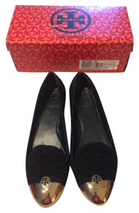 Tory Burch Kaitlyn black Flats