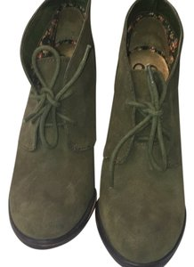 Seychelles Olive Boots