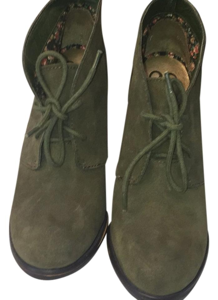 LADY Seychelles Olive Boots/Booties Boots/Booties Olive retail price 9c531a