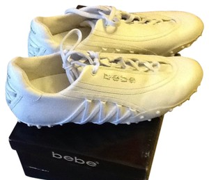 bebe White Athletic