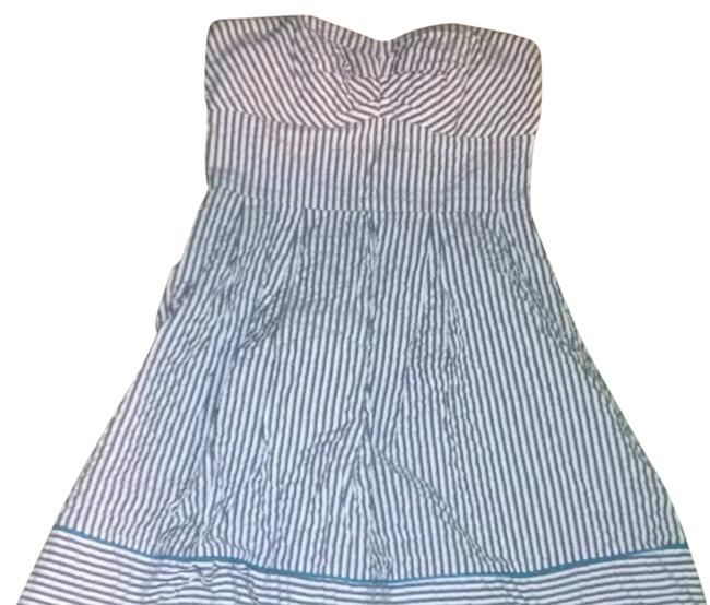 Preload https://item2.tradesy.com/images/teeze-me-grey-stripes-short-casual-dress-size-8-m-837311-0-0.jpg?width=400&height=650