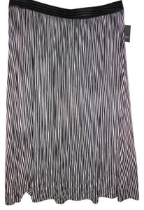 Jessica Simpson Skirt Black/White